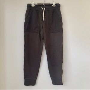CLUB MONACO   COMFY CARGO SWEATPANTS JOGGER WITH TWILL POCKETS PANT HYPEBEAST